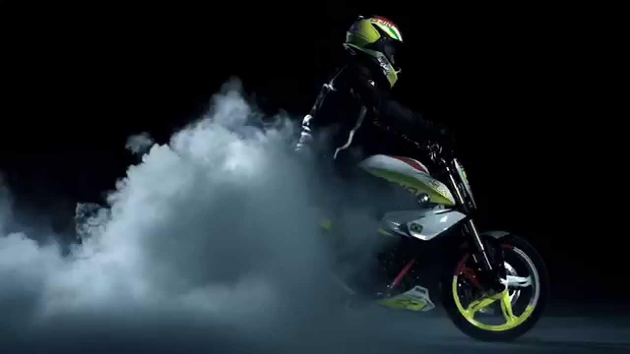 画像: BMW Motorrad Concept Stunt G310 youtu.be