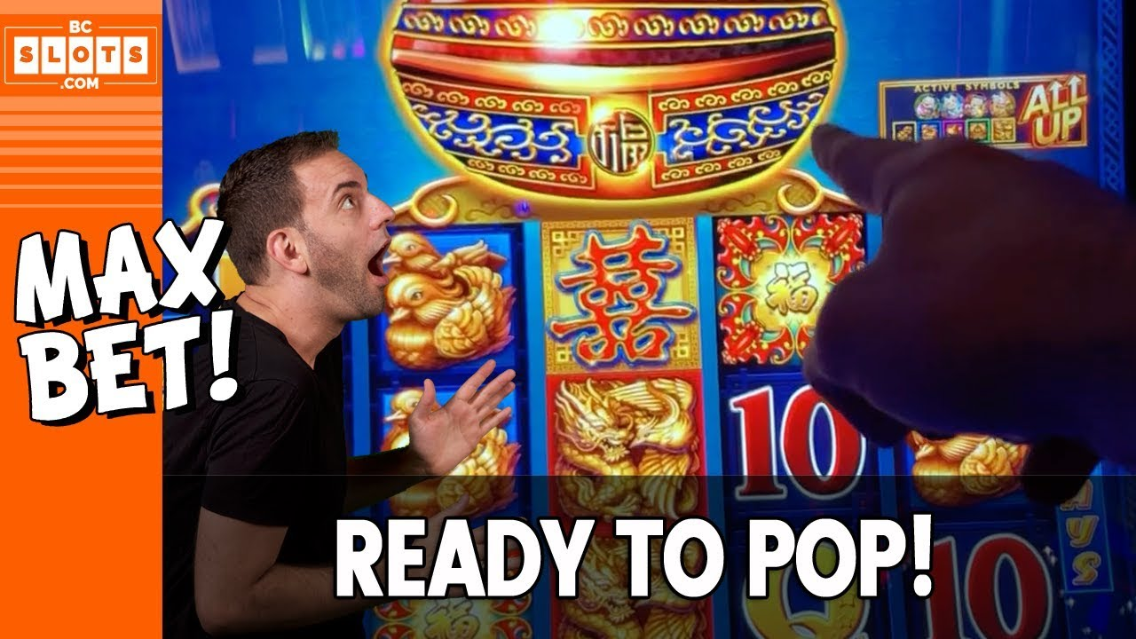 ???? Ready to POP & BLESSED ???? $1300 @ San Manuel Casino ✪ BCSlots (S. 4 • Ep. 2)