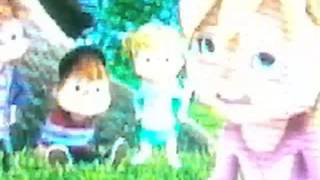 Alvinnn and the chipmunks (alvin kissed  brittany)
