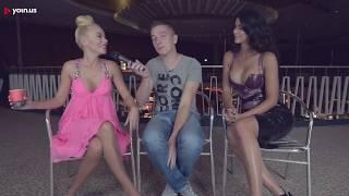 Brüste & Pornos mit Micaela Schäfer und Nina Kristin | Venus 2014 thumbnail