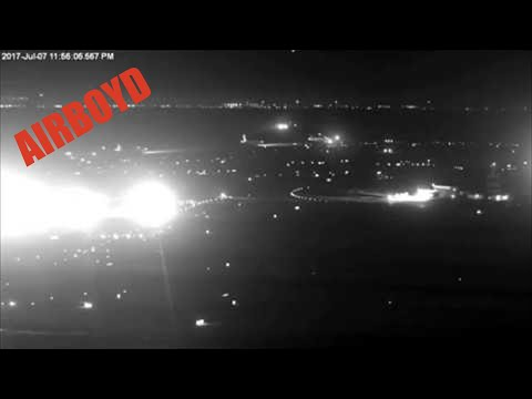 Air Canada Flight 759 Near Miss With Audio