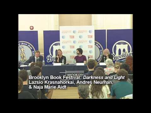 Brooklyn book Festival- 2015- Darkness and Light