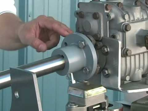 PSS Shaft Seal: Removing the shaft coupling