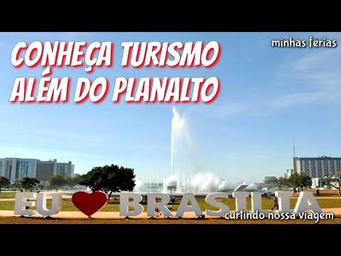 Brasília, muito além do Planalto - conheça principais pontos turísticos do Distrito Federal