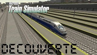 Microsoft Train Simulator Découverte et Review