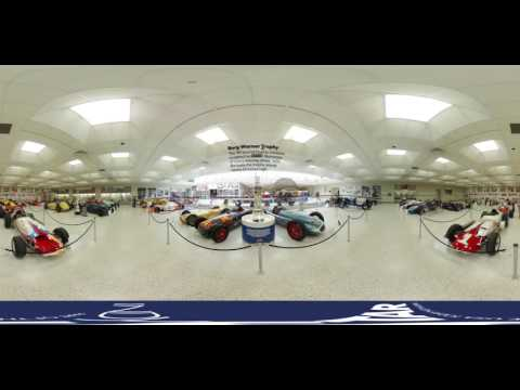 Indianapolis Motor Speedway Museum VR tour