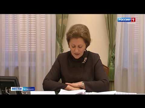 Анна Попова назвала причиной роста заболеваемости коронавирусом в Северной Осетии несоблюдение режим