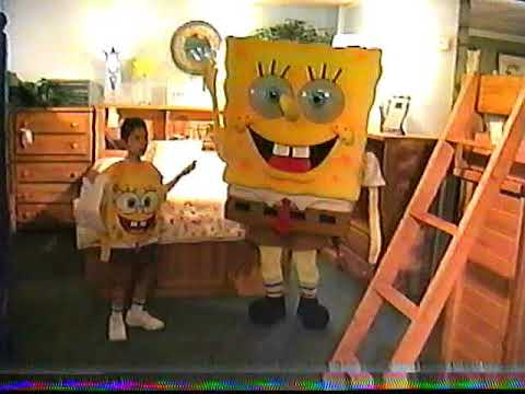 Spongebob Squarepants At Brown Squirrel Furniture In Knoxville Tn