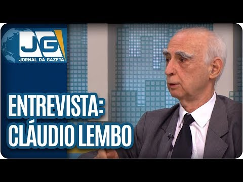 Maria Lydia entrevista Cláudio Lembo (PSD), ex-governador de SP, sobre as eleições