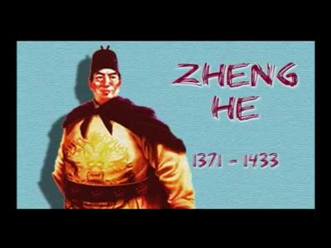 The life of Chinese admiral Zheng He