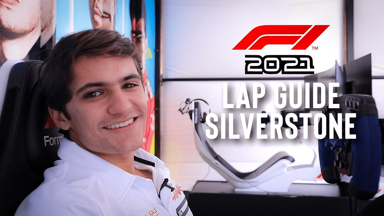 SILVERSTONE F1 2021: LAP GUIDE