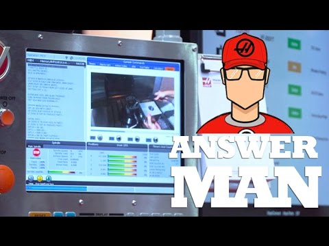 Display messages on your NextGen Control – Ask the Haas Answer Man