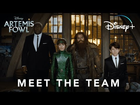 Meet the Team | Artemis Fowl | Disney+