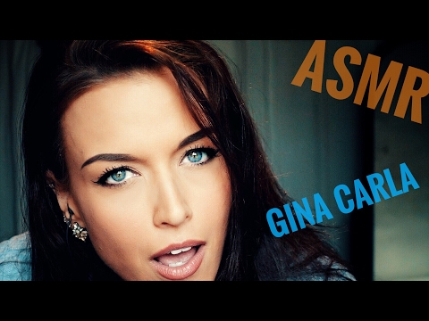ASMR Gina Carla 💁🏻 Whispering You to Sleep! My Life so far and why I have a Pet Cockroach!