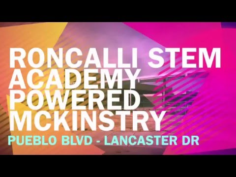 RONCALLI STEM Academy  powerED McKinstry Promo