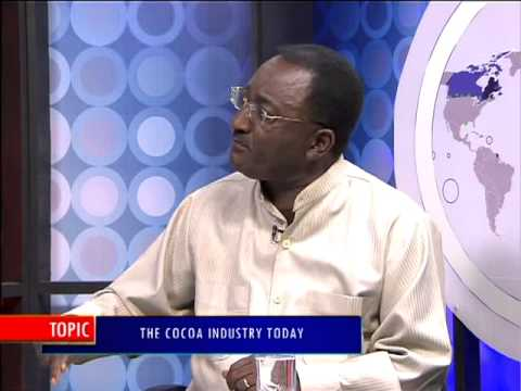 The Cocoa Industry Today - PM Express on Joy News (23-4-15)