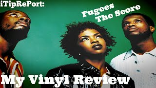 The score by fugees / my vinyl review