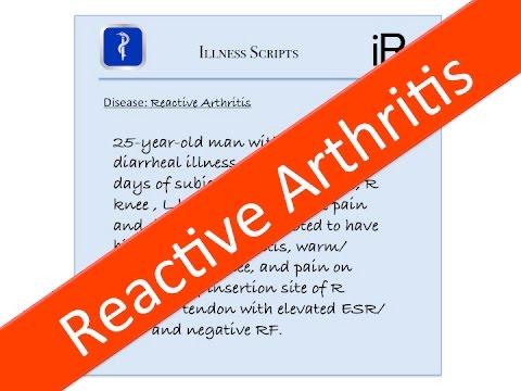 Reactive Arthritis Ill...