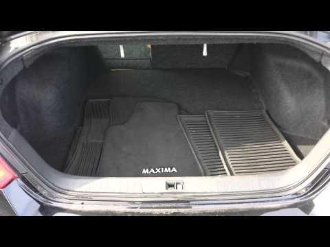 2011 Nissan Maxima 3.5 sedan