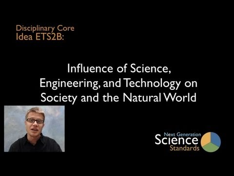 ETS2B - Influence of Science, Engineering and Technology on Society and the Natural World