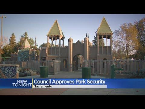 Sacramento Adds Security Cameras To South Natomas Park