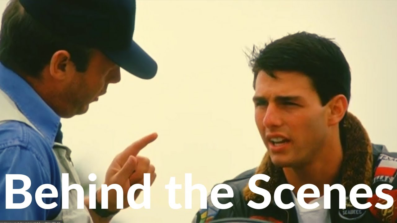 Download The Making of 'Top Gun' From the Ground Up Pre Production - Behind the Scenes - Top Gun 1986