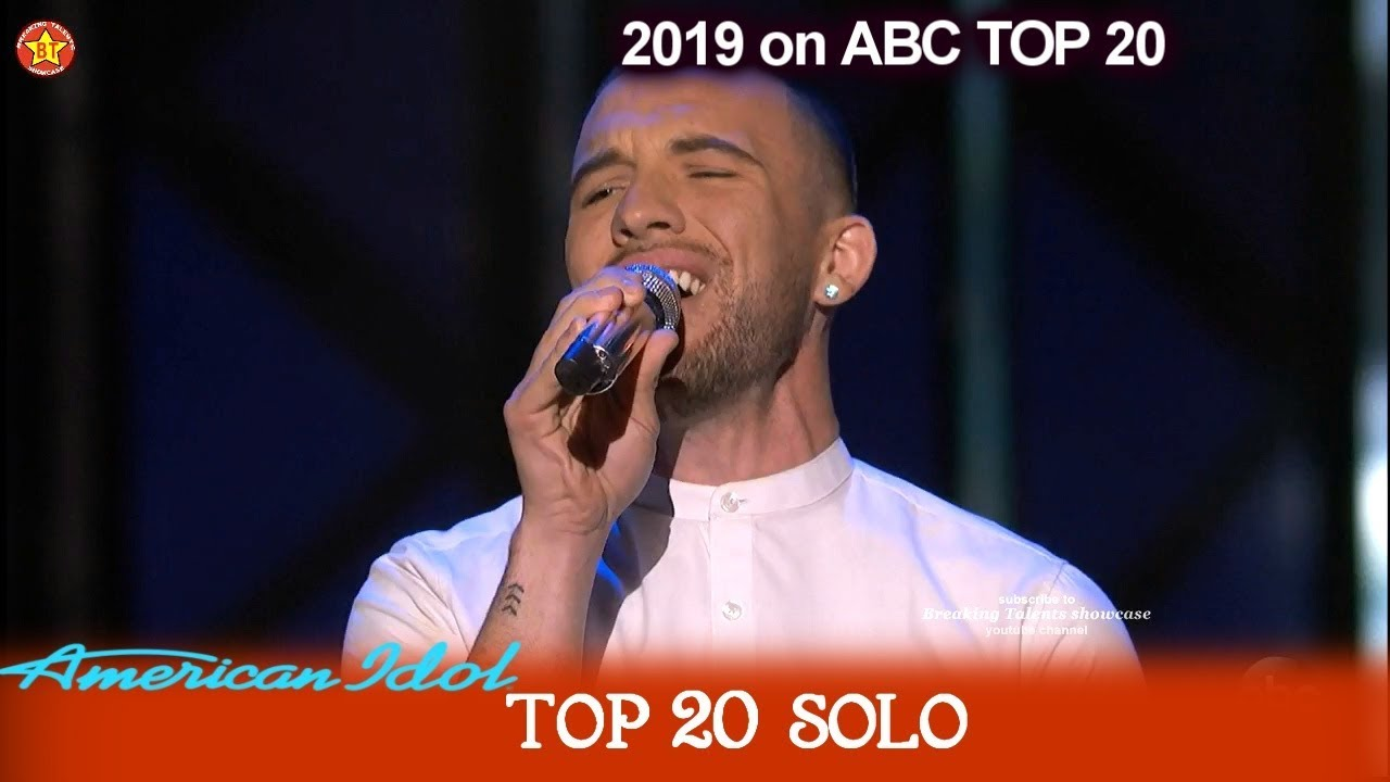 "Ryan Hammond ""You Say"" POWERFUL VOICE 