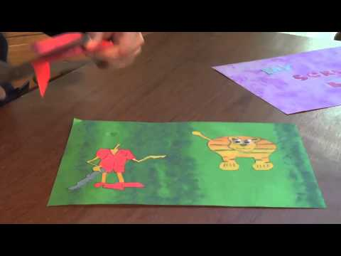 Scrapbooking Crafts For Kids