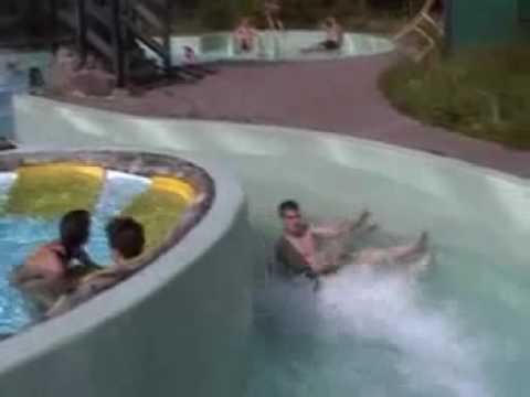 Vakantiepark met subtropisch zwembad hengelhoef wildwaterbaan
