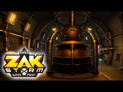 Zak Storm - Im Inneren der Chaos - Folge 3
