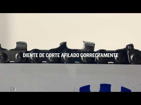Cómo Afilar La Cadena De La Motosierra