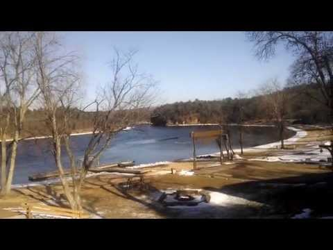 Wisconsin dells fishing report 1 22 15 youtube for Wisconsin dells fishing report