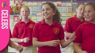Ariana Grande before she was famous - Exclusive CBBC!