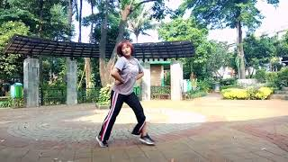 Tutorial Dance Super Girlis - AW AW AW By Ekky Hira⭐Dazzle