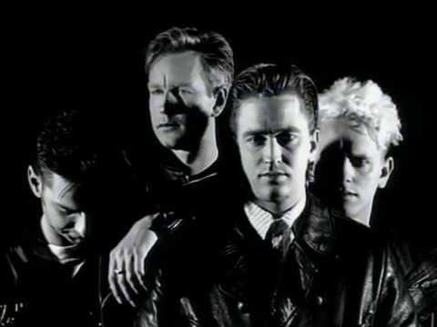 Depeche Mode - Enjoy The Silence (Official Video)