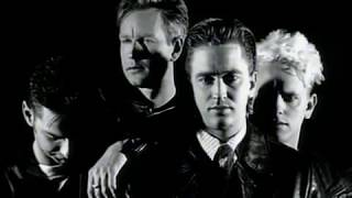 Смотреть клип Depeche Mode - Enjoy The Silence