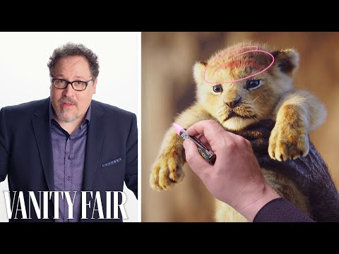 Jon Favreau Breaks Down The Lion King's Opening Scene | Vanity Fair