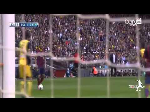 FC Barcelona vs Atletico Madrid 1-1 All Goals & Full Highlights (LA LIGA 2014) 17/05/2014 HD
