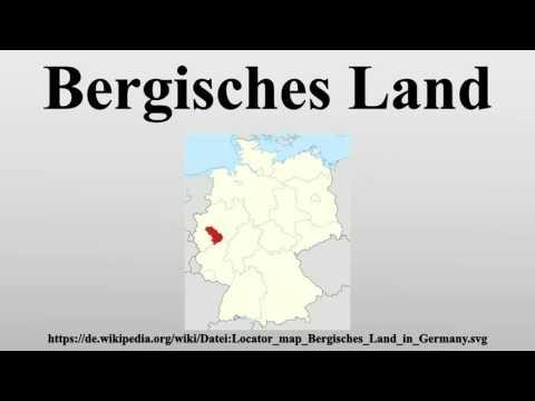 Bergisches Land