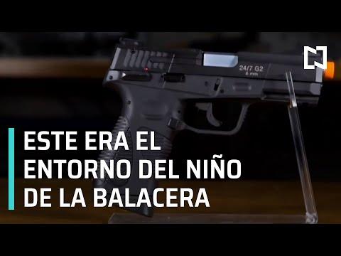 UIF congela cuentas del abuelo del niño de la balacera en escuela de Torreón - En Punto