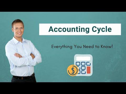 Accounting Cycle | Definition | 9 Steps of Accounting Cycle