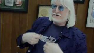 """FINDING THE BLUES"" #3- EDGAR WINTER INTERVIEW"