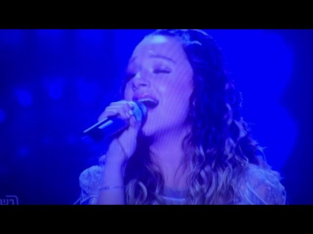 ספיר סבן בביצוע בשיר הטורקי של גמר The Voice