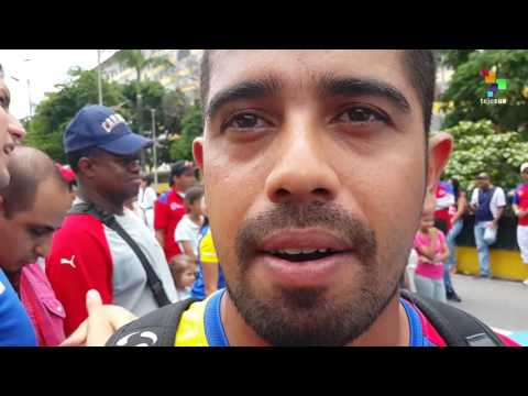 Young People in Venezuela Seek to Shift the Focus from Violence