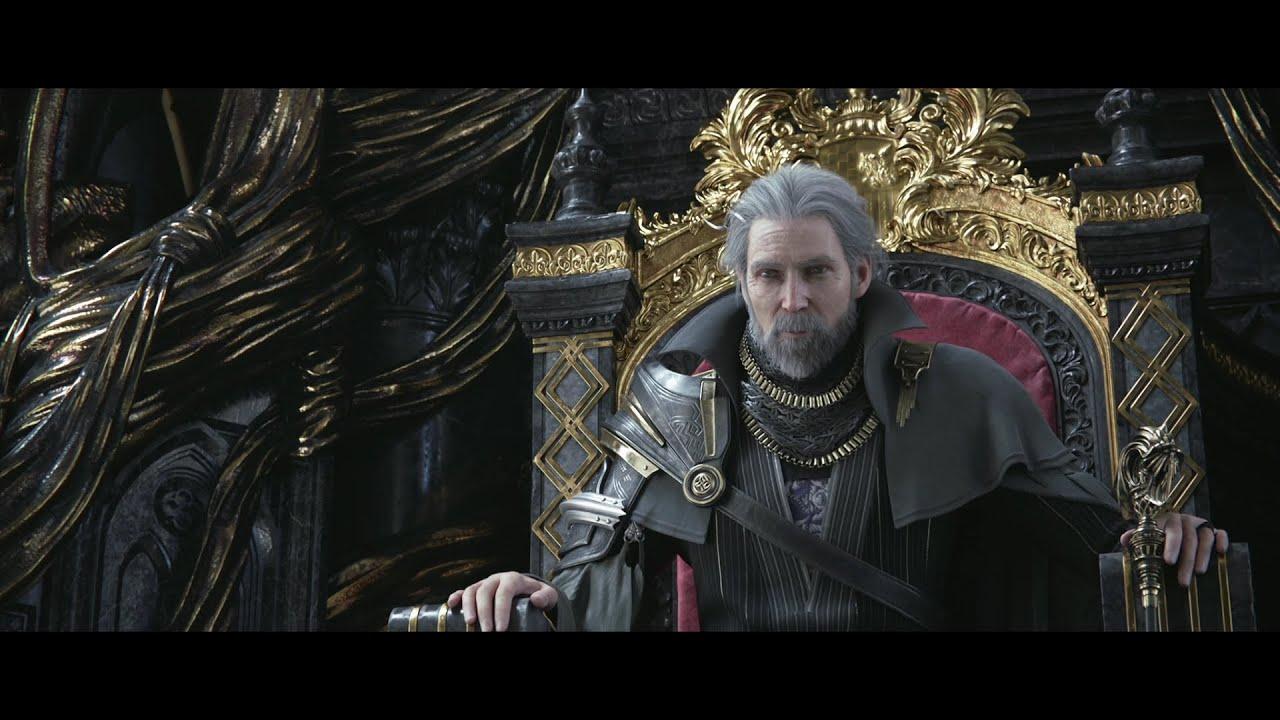 Noctis Lucis Caelum Throne 킹스글레이브: �...