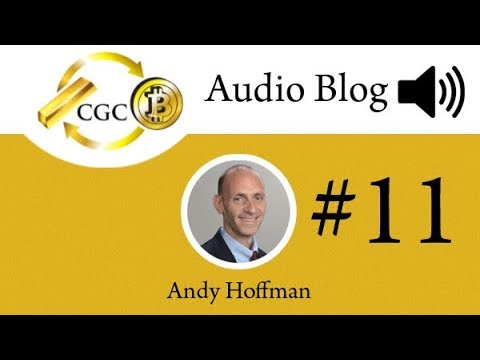 Crypto Audioblog #11, w/Andy Hoffman - I Refuse To Believe...