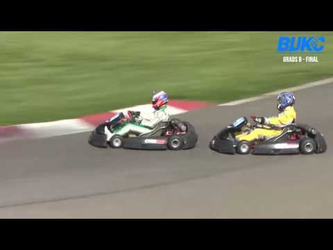 BUKC 2017 Finals - Whilton Mill LIVE Broadcast
