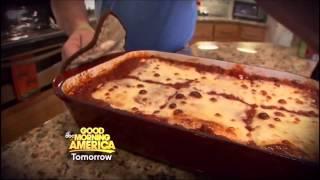 GMA Promo - Worlds Best Lasagna