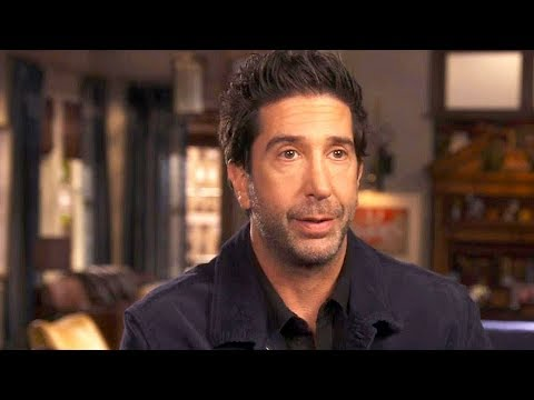 Friends Still Pays David Schwimmer and His Co-Stars How Much?!