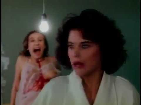 Cellar Dweller Horror 1988 Yvonne De Carlo
